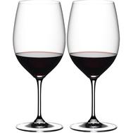 Фужеры для красного вина Bordeaux Riedel Vinum, 610мл - 2шт - арт.6416/0, фото 1
