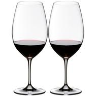 Набор бокалов для красного вина Syrah Riedel Vinum, 650мл - 2шт - арт.6416/30, фото 1