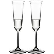 Рюмки хрустальные Grappa Riedel Vinum, 85мл - 2шт - арт.6416/70, фото 1