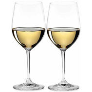 Хрустальные бокалы Chablis Chardonnay Riedel Vinum, 350мл - 2шт - арт.6416/05, фото 1