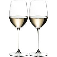 Фужеры для белого вина Viognier Chardonnay Riedel Veritas, 370мл - 2шт - арт.6449/05, фото 1