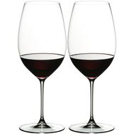 Фужеры для красного вина New World Shiraz Riedel Veritas, 650мл - 2шт - арт.6449/30, фото 1