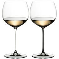 Бокалы для вина Oaked Chardonnay Riedel Veritas, 620мл - 2шт - арт.6449/97, фото 1