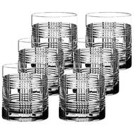 Бокалы для виски Ajka Crystal Classic 350мл - 6шт - арт.64556/51381/45180, фото 1