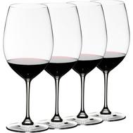 Большие бокалы для вина Cabernet Sauvignon Riedel Vinum XL, 960мл - 4шт - арт.7416/00, фото 1