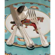 Серебряные столовые приборы Empire Royal Buckingham, 6 персон 42 предмета, фото 1