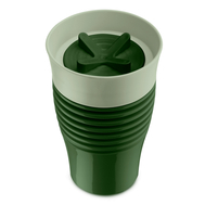 Термокружка Koziol Safe To Go, зелёная, 400мл - арт.3797312, фото 1