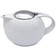 Чайник заварочный Cristel Complements, с ситечком, белый, 1.35л - арт.TH13S, фото 1