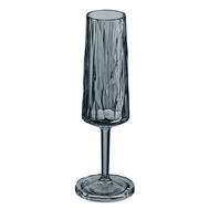 Фужер для шампанского Koziol Superglas Club No. 5, серый, 100мл - арт.3400540, фото 1
