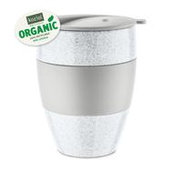 Термокружка Koziol Aroma To Go 2.0 Organic, серая, 400мл - арт.3589670, фото 1