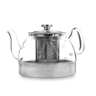 Чайник наплитный Ibili Kristall, с фильтром для заваривания, 0.8л - арт.621908, фото 1