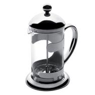 Френч пресс Ibili Kristall, стекло, нержавеющая сталь, черный, 350мл - арт.621806, фото 1