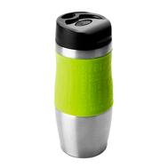 Термокружка Ibili Termos, вакуумная, ярко-зеленая, 400мл - арт.799904, фото 1