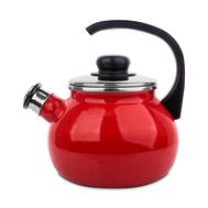 Чайник со свистком Ibili Korinto, красный, 2л - арт.961920, фото 1