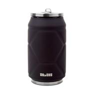 Термокружка Ibili Termos, жестяная банка черная, 330мл - арт.796950, фото 1