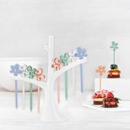 Шпажки для закусок Koziol A-Pril, разноцветные, 10.7см - 8шт - арт.3127369, фото 1