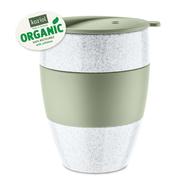 Термокружка Koziol Aroma To Go 2.0 Organic, зелёная, 400мл - арт.3589668, фото 1