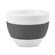 Чашка для капучино Koziol Aroma, темно-серая, 100мл - арт.3561342, фото 1
