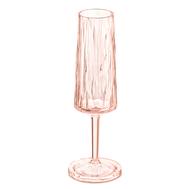 Фужер для шампанского Koziol Superglas Club No. 5, розовый, 100мл - арт.3400654, фото 1