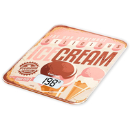 Весы кухонные Cristel, электронные, Ice Cream, 5кг/1г - арт.TCBEKS19IC, фото 1