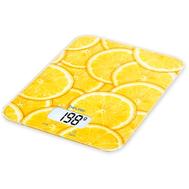 Весы кухонные Cristel, электронные, Лимон, 5кг/1г - арт.TCBEKS19L, фото 1