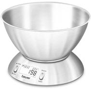 Весы кухонные с чашей Cristel, электронные, нержавеющая сталь, 5кг/1г - арт.TCBEKS54, фото 1