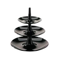 Этажерка для фруктов Koziol Babell XS, чёрная, 20см - арт.3181526, фото 1