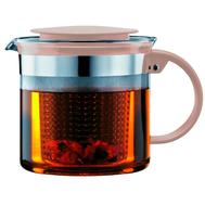Чайник заварочный Bodum, с ситечком, песочный, 1,5 л - арт.A1870-980-Y18, фото 1