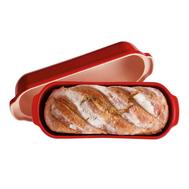 Форма для выпечки хлеба Emile Henry, гранатовая, 16 х 29,5 х 15 см, керамика - арт.345503, фото 1