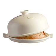 Форма для выпечки хлеба Emile Henry, лен, 28 х 28 х 16,5 см, керамика - 2 предмета - арт.509108, фото 1