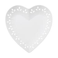 Тарелка обеденная Maxwell & Williams Лилия, белая, 22 см, фарфор - арт.MW580-AY0043, фото 1