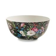 Салатница Maxwell & Williams Полночные цветы, белая с декором, 16 см, фарфор - арт.MW637-WK01700, фото 1