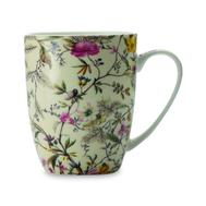 Кружка фарфоровая Maxwell & Williams Летние цветы, белая с декором, 0,4 л - арт.MW637-WK03400, фото 1