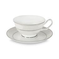 Чайные пары Anna Lafarg Emily Мелисента, 0,2 л, костяной фарфор - 6 персон - арт.AL-14-310_12-E5, фото 1