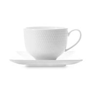 Чайная пара Maxwell & Williams Даймонд, 0,22 л, фарфор - 2 предмета - арт.MW688-JX260482, фото 1