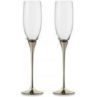 Бокалы для шампанского Eisch Champagner Exklusiv, платина, 180 мл - 2 шт - арт.47750095, фото 1