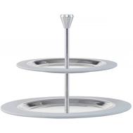 Многоярусная подставка Silber Eisch Colombo, белая/серебро, 32 см - арт.75251602, фото 1