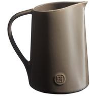 Кувшин керамический Emile Henry, флинт, 18 см 0,9 л - арт.951520, фото 1