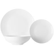 Обеденный набор Maxwell & Williams Белая коллекция, фарфор - 4 персоны 12 предметов - арт.MW504-FX0147, фото 1