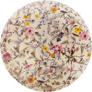 Тарелка фарфоровая Maxwell & Williams Летние цветы, белая с декором, 20 см - арт.MW637-WK03520, фото 1