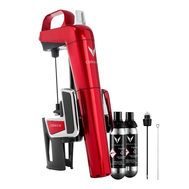 Диспенсер для вина Coravin Model 2 Elite, Candy Apple Red - арт.100512, фото 1