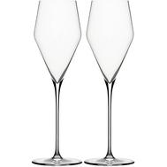 Бокалы для шампанского Zalto Denk`Art Champagne, 265мл - 2шт - арт.11550-2, фото 1