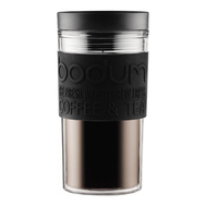 Термостакан Bodum Bistro, дорожный, черный, 0,35 л - арт.11684-01, фото 1