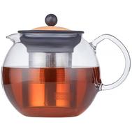 Пресс чайник Bodum Assam, цвет пробковый, 1 л - арт.1801-109S, фото 1