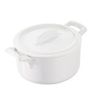 Кокотница Revol Belle Cuisine, белая, 0.2л, 10см - арт.641587, фото 1