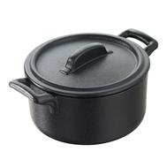Кокотница Revol Belle Cuisine, черная, 0.2л, 10см - арт.641637, фото 1