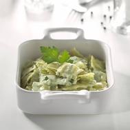 Форма для запекания Revol Belle Cuisine, белая, 1.6л, 20х20см - арт.621333, фото 1