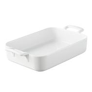 Форма для запекания Revol Belle Cuisine, белая, 3.5л, 34х25см - арт.5571, фото 1