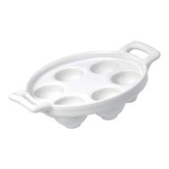 Эскарготьерка Revol Belle Cuisine, белое, 12.5см - арт.614856, фото 1