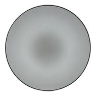 Пирожковая тарелка Revol Equinoxe, серая, 16см - арт.649491, фото 1